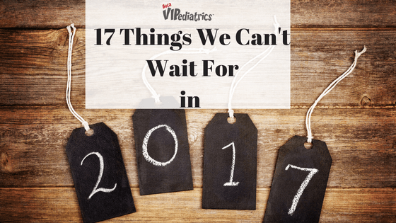 17 Things We Can't Wait For in '17!