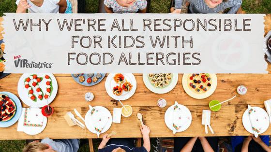 Why We're All Responsible for Kids With Food Allergies