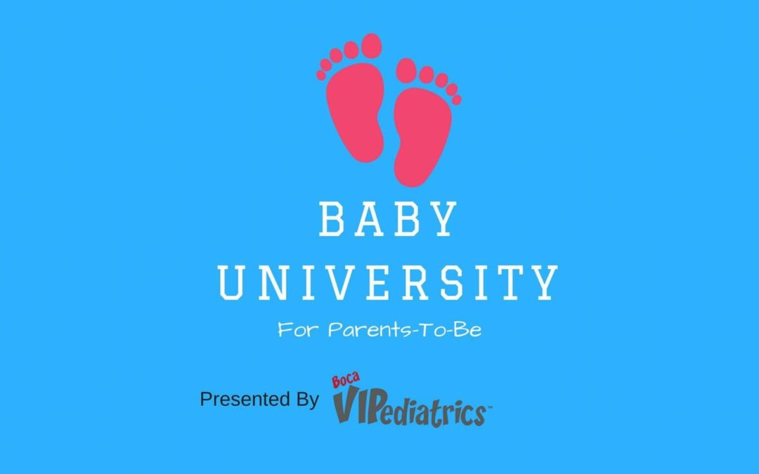 The Most Essential Newborn Care Class For Expectant Parents